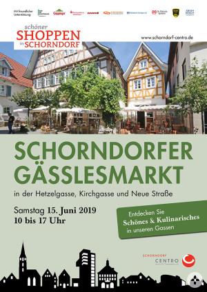 Schorndorfer Gässlesmarkt