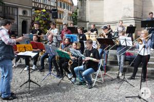 Vielfältig und musikalisch wird es beim Musikschultag am Samstag, 20. Juli