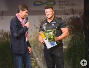 Jello Krahmer (r.) ist Sportler des Jahres 2019.