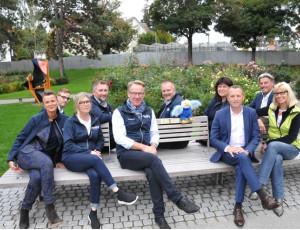 Allianz Center Schorndorf spendet Bank