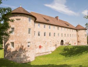 Das Schorndorfer Burgschloss