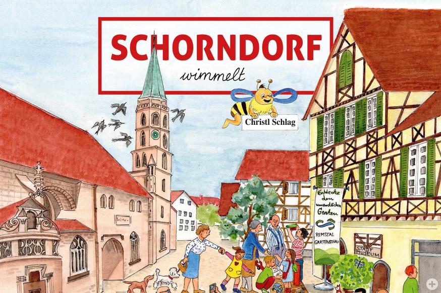 Schorndorf wimmelt: Eine Entdeckungsreise für Kinder.