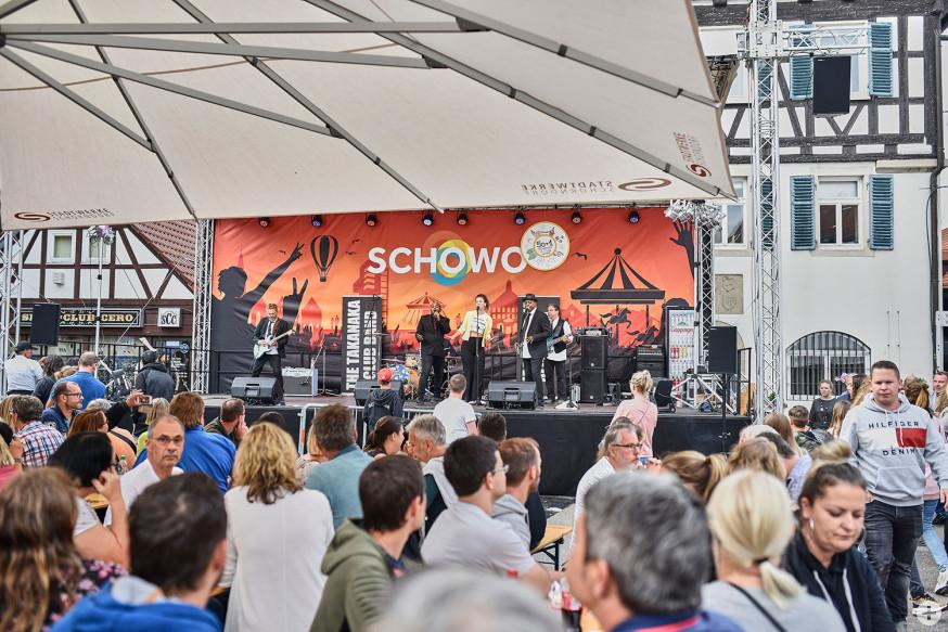 2019 feierte die SchoWo 50+1 Jubiläum. (Foto: Breusch)