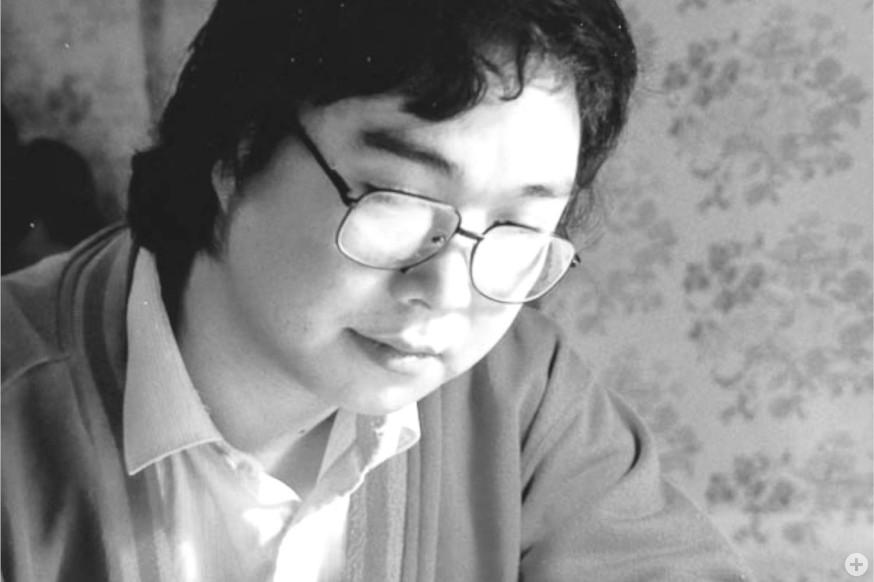 Preisträger Gui Minhai.