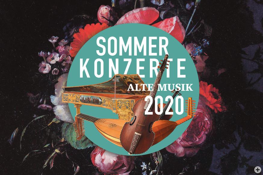 Im Sommer sollen sieben Konzerte Alter Musik die Menschen aus der Tristesse der Krise ziehen.