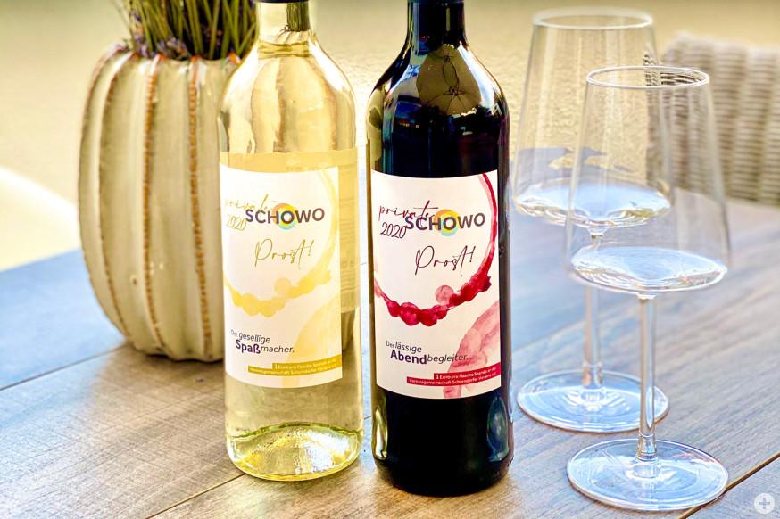 SchoWo-Weine für daheim.