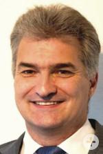Porträt des neuen technischen Geschäftsführers der Stadtwerke Schorndorf GmbH Christoph Baier