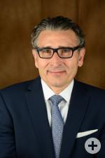 Porträt des neuen kaufmännischen Geschäftsführers der Stadtwerke Schorndorf GmbH Marcus Bort