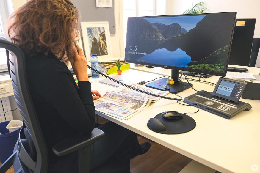 Die Stadt Schorndorf startet am 14. September eine Telefonbefragung zur Mediennutzung seiner Bürgerinnen und Bürger.