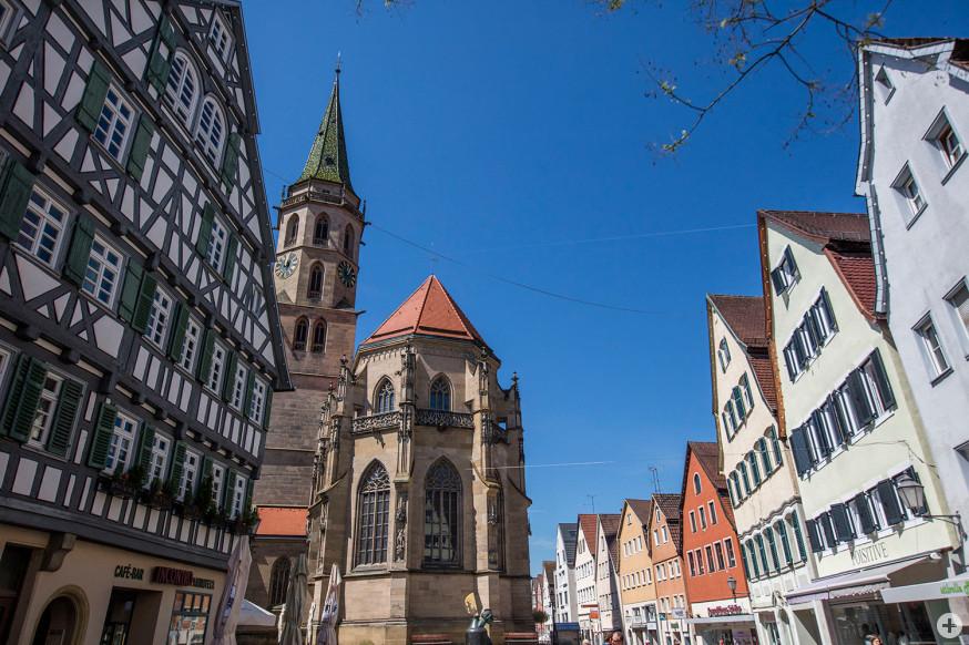 Die Stadtkirche kann am Tag des offenen Denkmals besichtigt werden.