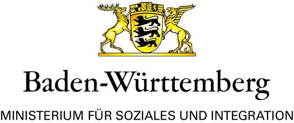 Logo des Ministerium für Soziales und Integration Baden-Württemberg