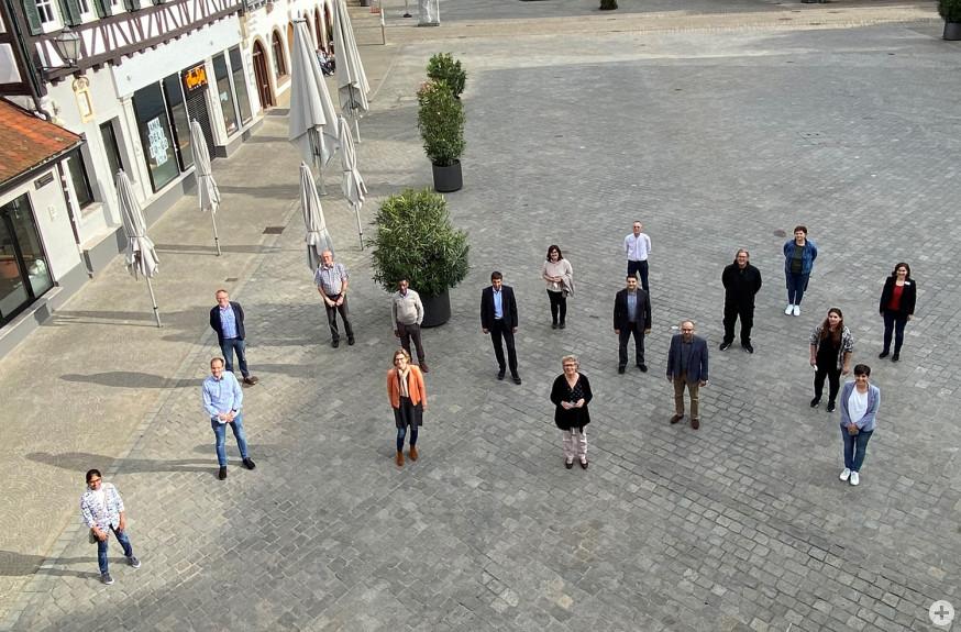 Der Fachrat für Integration Schorndorf tagte in erster Sitzung.