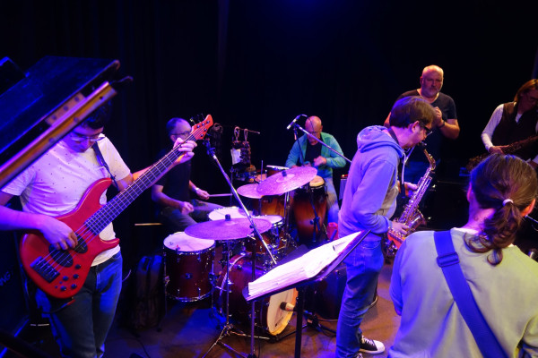 Jazzclub Session 88