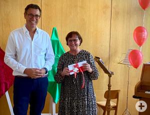 14 Jahre Schulleiterin an der Schlosswallschule: Karin Ehlert.