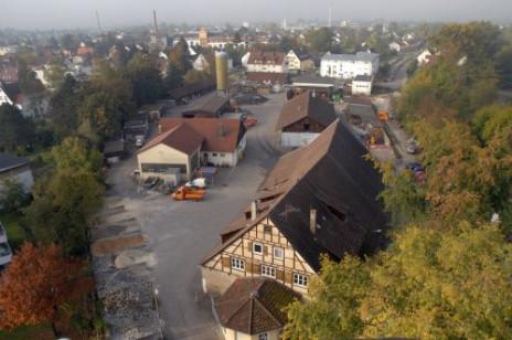 Städtischer Bauhof