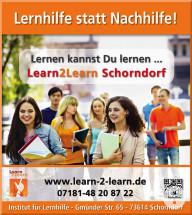 Mit Lernhilfe statt Nachhhilfe